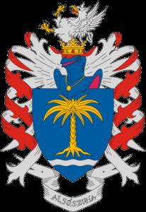 Alsószuha címere