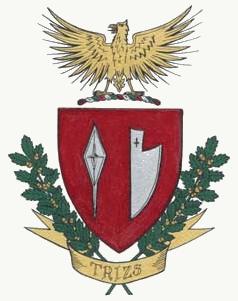 Trizs címere