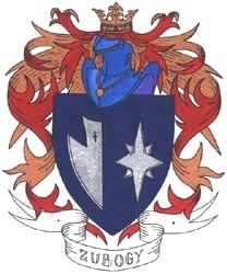 Zubogy címere