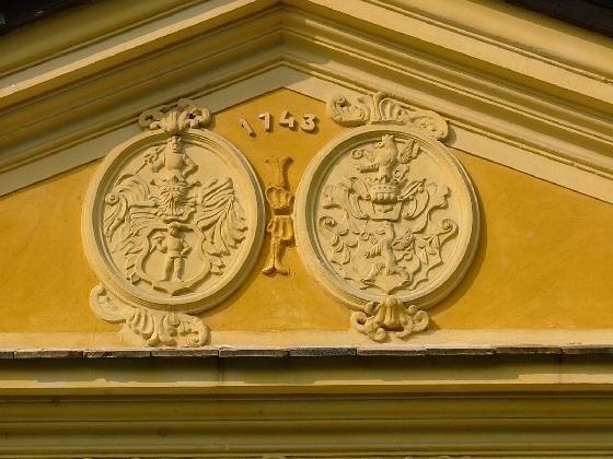 Ragályi Balassa kastély 2