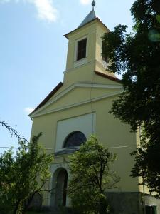 Ragályi római katolikus templom
