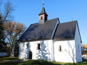 Ragályi református templom 1