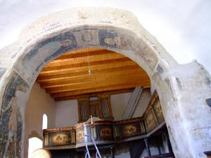 Ragályi református templom 4