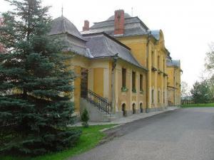 Ragályi Balassa kastély 1
