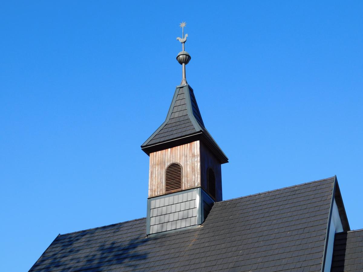 Ragályi református templom 2